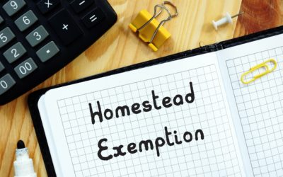 The Homestead Tax Exemption Explained